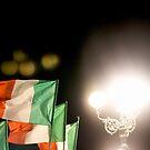 Italian flag by JamesRoberts