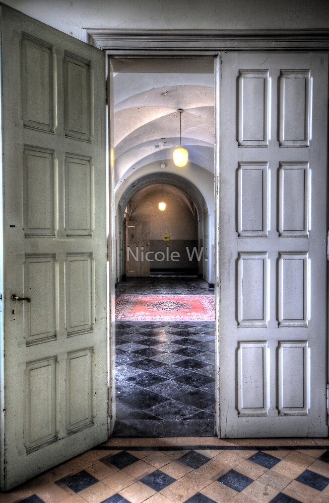 one door leading to another by Nicole W.