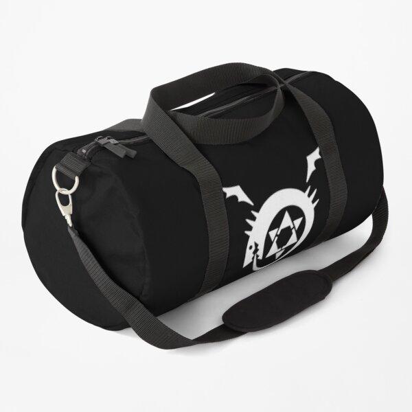 Fullmetal Alchemist - Homonculus Insignia (White) Duffle Bag