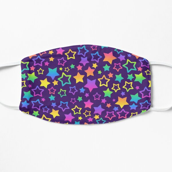 Colorful Stars Mask