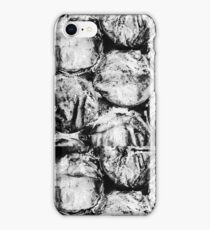Black and White Bubble Iphone Case iPhone Case/Skin