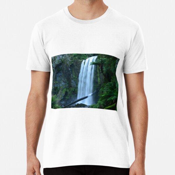 hopetoun falls (BEUATIFALLS) this is an unfiltered image Premium T-Shirt