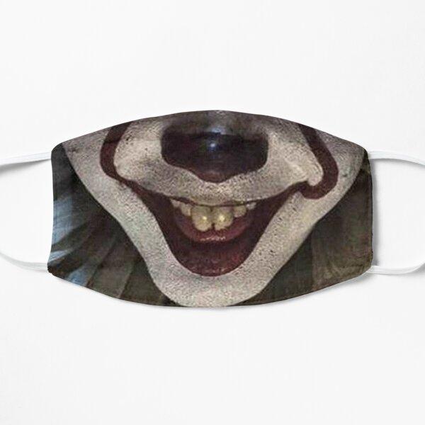 It Clown Face Mask Mask