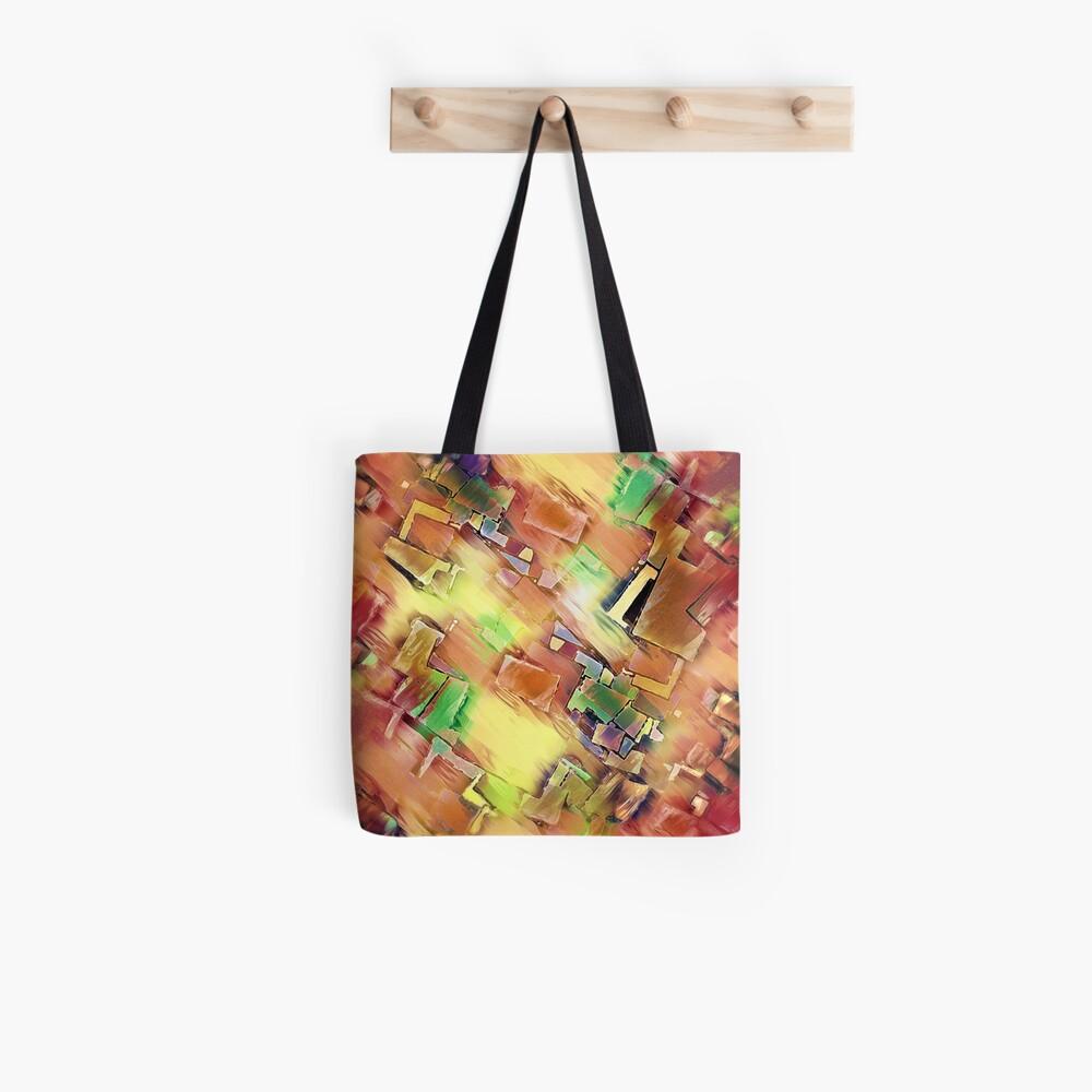 Geometry In Art Tote Bag