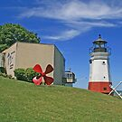 Vermilion Replica Lighthouse by Jack Ryan