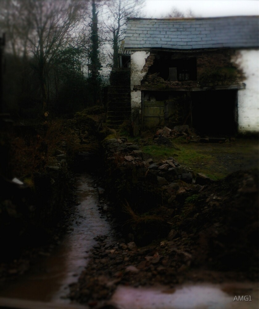 Rural Decay by AMG1