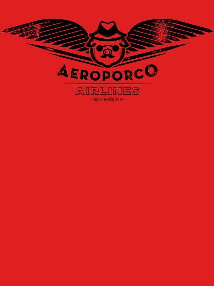 AeroPorco | Unisex T-Shirt