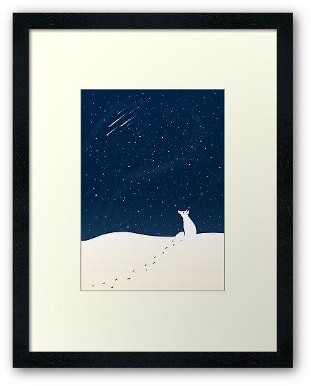 Winter Night by laurxy