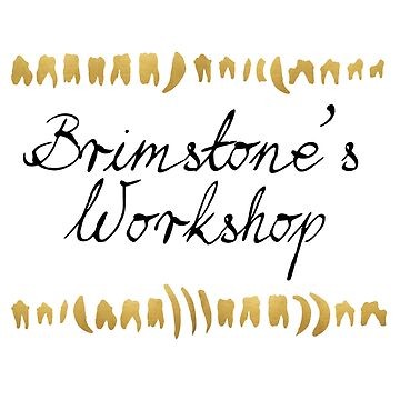 Brimstone's Workshop by BehindthePages
