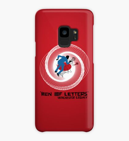 Men of Letters Case/Skin for Samsung Galaxy