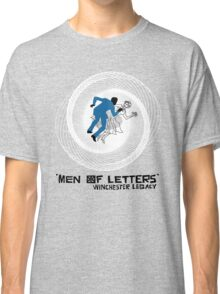 Men of Letters Classic T-Shirt