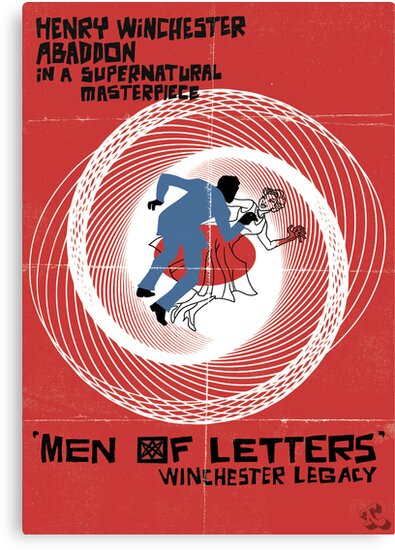 Men of Letters by Tom Kurzanski