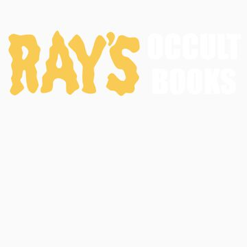 Ray's Occult Books by Reibusu