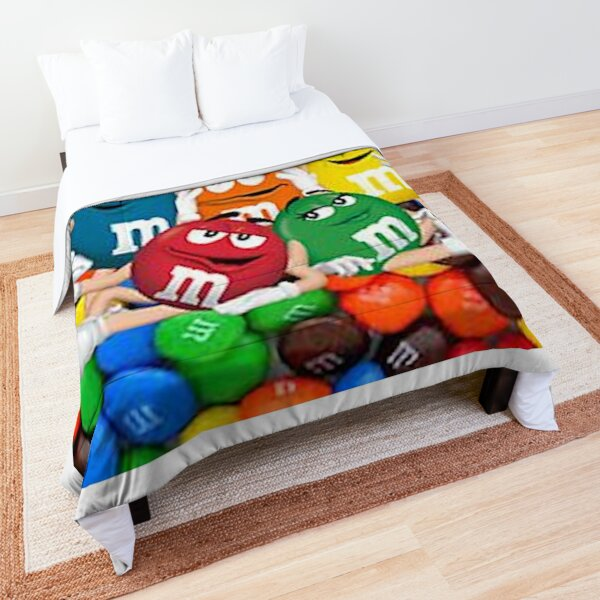 M&M Crew (Large Scale) Comforter