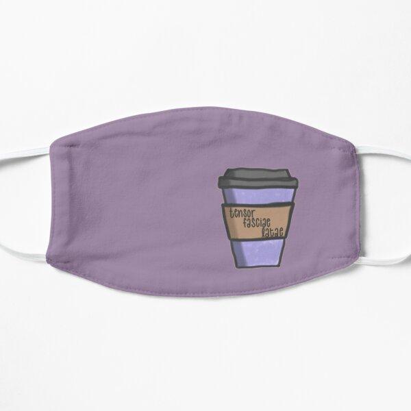 como cafeinar a tu fisioterapeuta Mascarilla plana