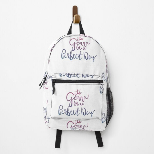 Perfect Day Ombré Glitter Backpack