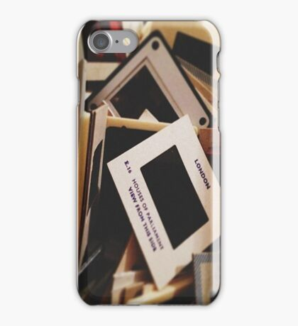 Vintage Memories iPhone Case/Skin