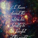 Love the stars by Fiona Christensen