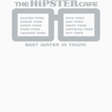 The HIPSTER Cafe by ressamac