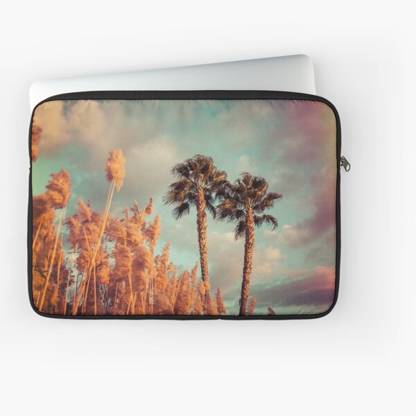 Reeds by the Beach - Californian Style Laptop Sleeve