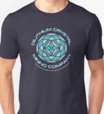 Dilithium Crystal Mining Co T-Shirt