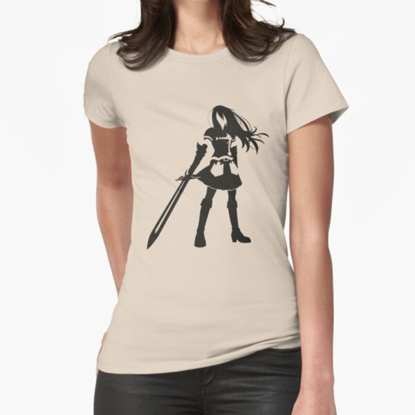 Erza Fitted T-Shirt