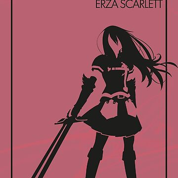 Erza by the-minimalist