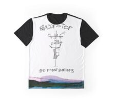the front bottoms back on top Graphic T-Shirt