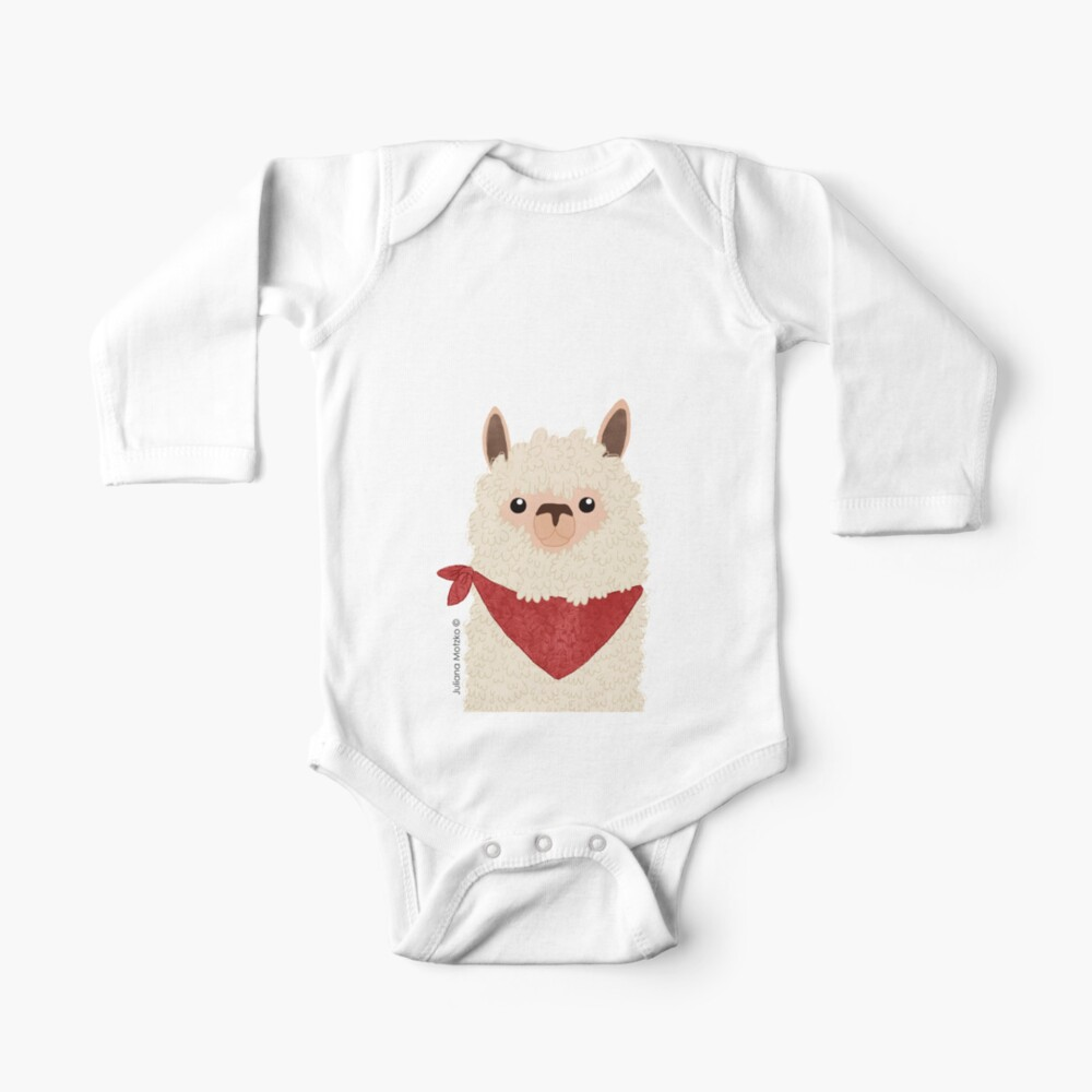 Llama Baby One-Piece