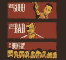 The Good, The Bad & The Hungry | Unisex T-Shirt