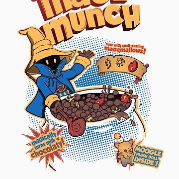Mage Munch by JKTees