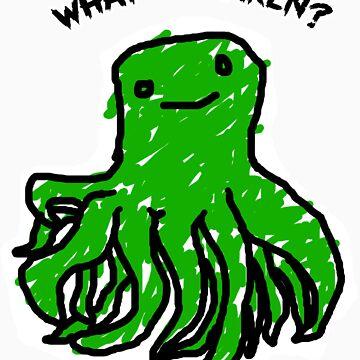 What's Kraken? by JessePoo