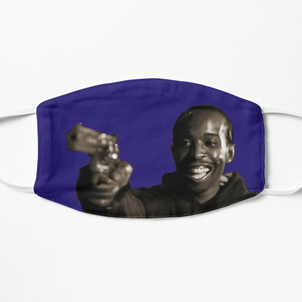 Omar Robbery Flat Mask