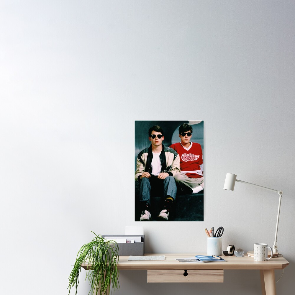 Ferris Bueller's Day Off and Cameron Poster and Print Poster