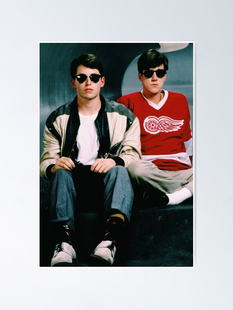 Alternate view of Ferris Bueller's Day Off and Cameron Poster and Print Poster