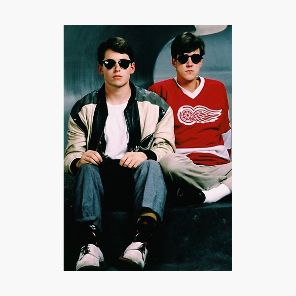 Ferris Bueller's Day Off and Cameron Poster and Print Photographic Print