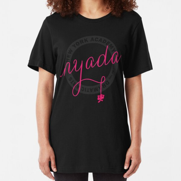 NYADA - New York Academy of the Dramatic Arts Slim Fit T-Shirt