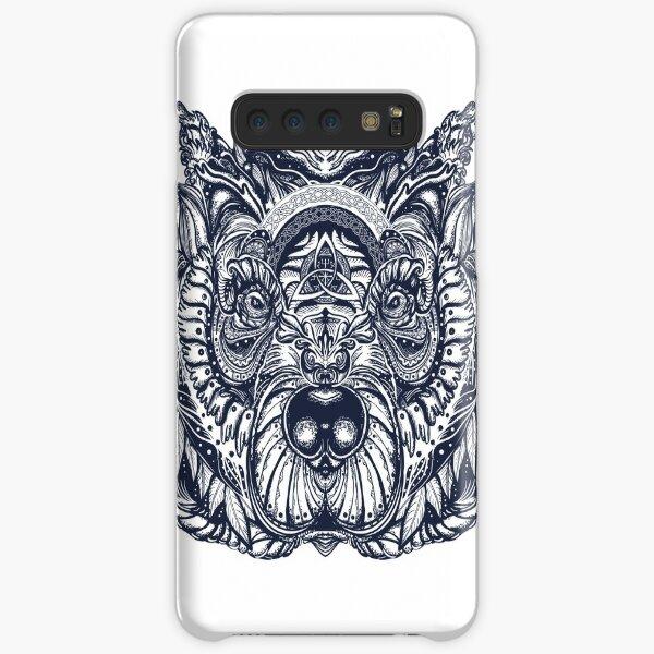Celtic bear tattoo Samsung Galaxy Snap Case