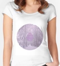 Adventure time, LSP Winter Women's Fitted Scoop T-Shirt