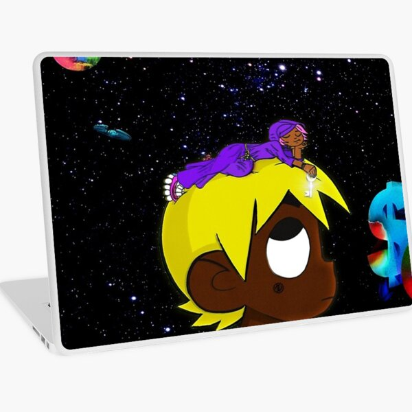 uzi young lil Laptop Skin