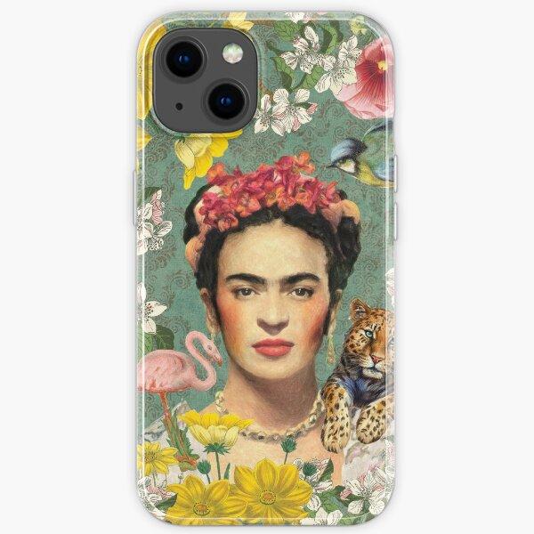 Frida Kahlo Coque souple iPhone