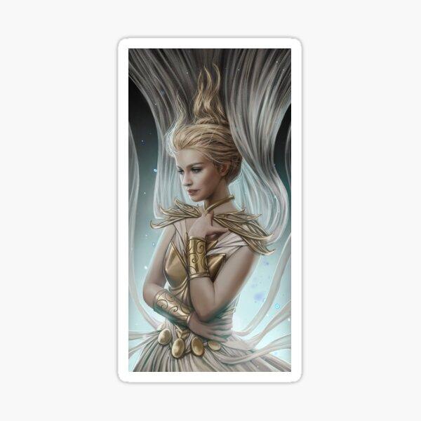 Queen Joana of Arethusa Sticker