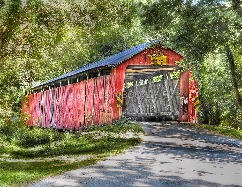 The Old Bridge by LarryB007
