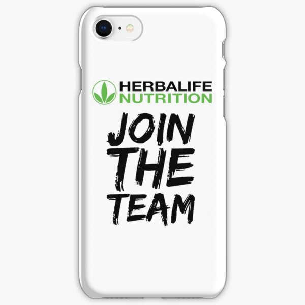 Join the Herbalife nutrition team iPhone Snap Case