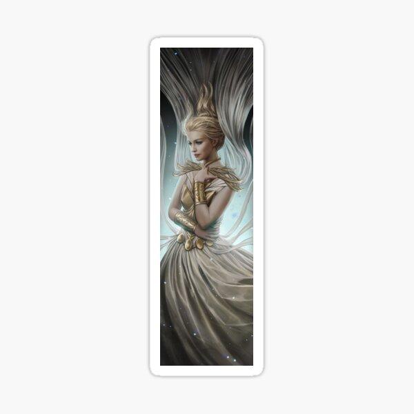 Queen Joana of Arethusa Full Print Sticker