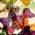 Colorful Butterflies by PerkyBeans