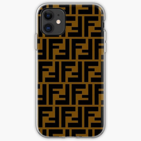 armani fendi iPhone Soft Case