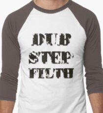DUBSTEP FILTH Men's Baseball ¾ T-Shirt