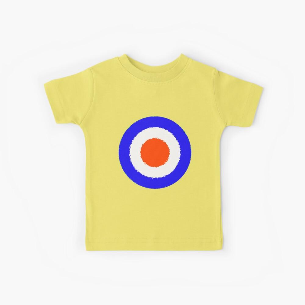 Distressed MOD Kinder T-Shirt