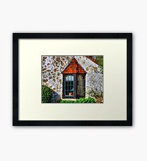 Once Upon A Time. . . Framed Print